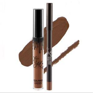 Kylie Cosmetics Lip Kit Brown Sugar